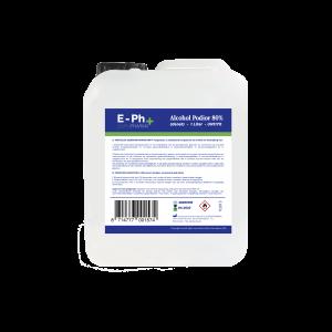 Europharma E-Ph+ Desinfectie Alcohol Podior 80% (1L)