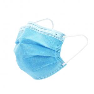 Mondkapje type IIR, persoonlijke bescherming, medisch (50 stuks)